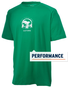 Green River Community College Gators Men's Ultimate Performance T-Shirt