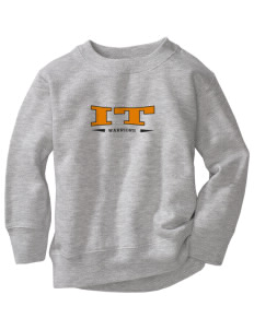 Indiana Tech Warriors Toddler Crewneck Sweatshirt