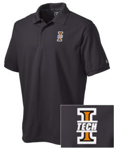 Indiana Tech Warriors Embroidered OGIO Men's Caliber Polo