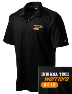Indiana Tech Warriors Embroidered OGIO Men's Handlebar Polo