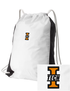 Indiana Tech Warriors Embroidered Holloway Home and Away Cinch Bag