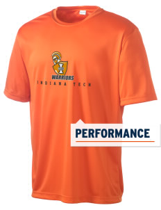 Indiana Tech Warriors Men's Competitor Performance T-Shirt