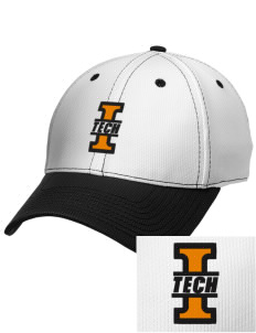 Indiana Tech Warriors Embroidered New Era Snapback Performance Mesh Contrast Bill Cap