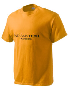 Indiana Tech Warriors Hanes Men's T-Shirt