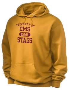 Claremont-Mudd-Scripps Men's Athletics Stags Holloway Men's 50/50 Hooded Sweatshirt