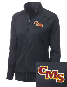 Claremont-Mudd-Scripps Men's Athletics Stags Women's NRG Fitness Jacket