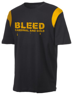 Claremont-Mudd-Scripps Men's Athletics Stags Holloway Men's Rush T-Shirt