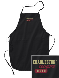 College of Charleston Cougars Embroidered Full Length Apron