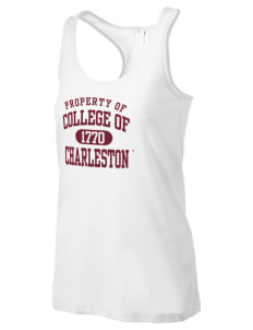 College of Charleston Cougars Women's Racerback Tank