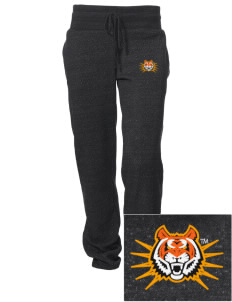 Idaho State University Bengals Embroidered Alternative Women's Unisex 6.4 oz. Costanza Gym Pant
