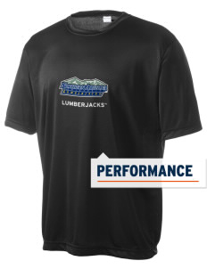 Northern Arizona University Lumberjacks Men's Competitor Performance T-Shirt