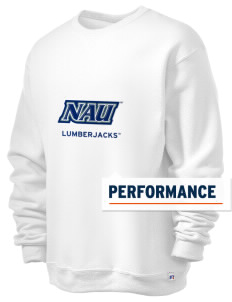 Northern Arizona University Lumberjacks  Russell Men's Dri-Power Crewneck Sweatshirt
