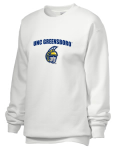 The University of North Carolina at Greensboro Spartans Unisex Crewneck Sweatshirt