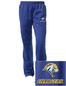 University of New Haven Chargers Embroidered Women's Tricot Track Pants