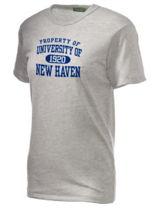 University of New Haven Chargers Alternative Unisex Eco Heather T-Shirt
