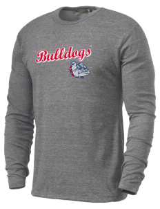 Gonzaga University Bulldogs Alternative Men's 4.4 oz. Long-Sleeve T-Shirt