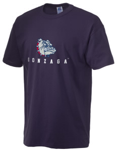 Gonzaga University Bulldogs  Russell Men's NuBlend T-Shirt