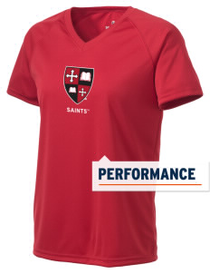 St. Lawrence University Saints Holloway Women's Zoom Performance T-Shirt