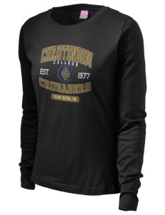 Christendom College Crusaders  Women's Long Sleeve T-Shirt