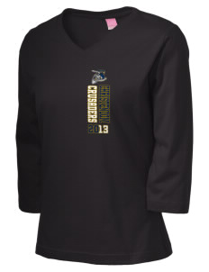 Christendom College Crusaders Women's 3/4-Sleeve T-Shirt
