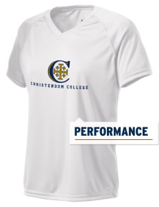 Christendom College Crusaders Holloway Women's Zoom Performance T-Shirt