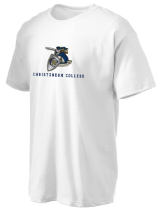 Christendom College Crusaders Hanes Men's 6 oz Tagless T-shirt
