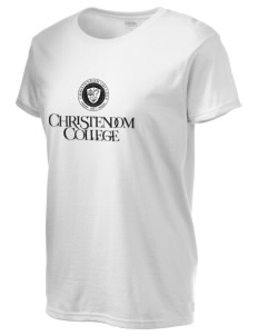 Christendom College Crusaders Women's 6.1 oz Ultra Cotton T-Shirt
