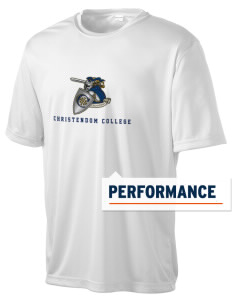 Christendom College Crusaders Men's Competitor Performance T-Shirt