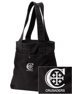 Christendom College Crusaders Embroidered Alternative The Berkeley Tote