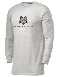 Madison Area Technical College WolfPack Alternative Men's 4.4 oz. Long-Sleeve T-Shirt