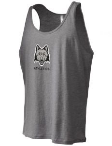 Madison Area Technical College WolfPack Men's Jersey Tank