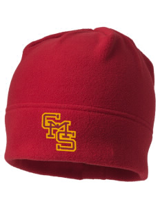 Claremont-Mudd-Scripps Women's Athletics Athenas Embroidered Fleece Beanie