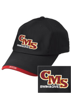 Claremont-Mudd-Scripps Women's Athletics Athenas Embroidered OGIO X-Over Cap
