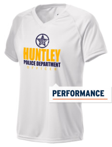 Huntley Police Department Holloway Women's Zoom Performance T-Shirt