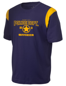 Huntley Police Department Holloway Men's Rush T-Shirt