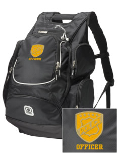 Palos Park Police Department  Embroidered OGIO Bounty Hunter Backpack