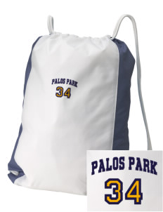 Palos Park Police Department Embroidered Holloway Home and Away Cinch Bag