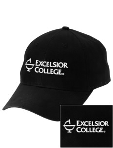 Excelsior College Start to Finish Embroidered Low-Profile Cap