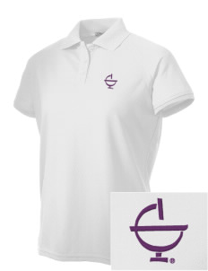 Excelsior College Start to Finish Embroidered Women's Technical Performance Polo