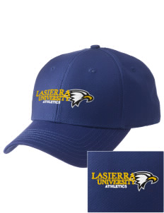 La Sierra University Golden Eagles  Embroidered New Era Adjustable Structured Cap