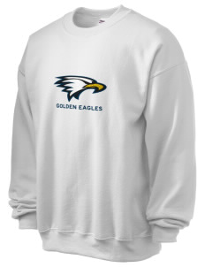 La Sierra University Golden Eagles Ultra Blend 50/50 Crewneck Sweatshirt