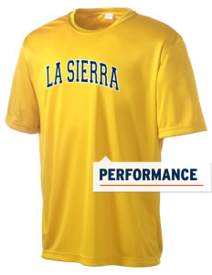 La Sierra University Golden Eagles Men's Competitor Performance T-Shirt