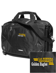 La Sierra University Golden Eagles Embroidered OGIO Corporate City Corp Messenger Bag