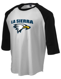 La Sierra University Golden Eagles Men's Baseball T-Shirt