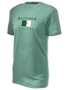 Algeria Alternative Unisex Eco Heather T-Shirt