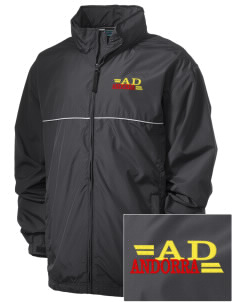 Andorra Embroidered Men's Element Jacket