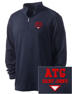 Antigua and Barbuda Embroidered Nike Men's Golf Heather Cover Up