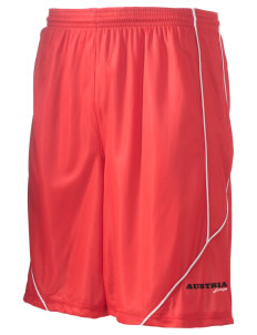 "Austria Men's Pocicharge Mesh Reversible Short, 9"" Inseam"