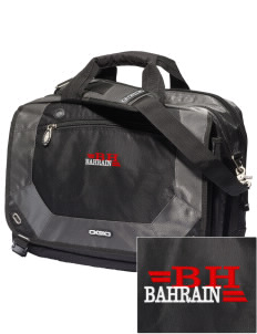Bahrain Embroidered OGIO Corporate City Corp Messenger Bag