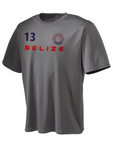 Belize Champion Men's Wicking T-Shirt